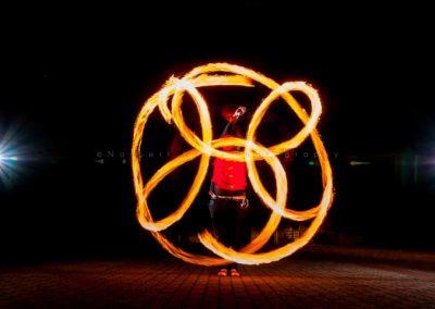 Játékos tűz